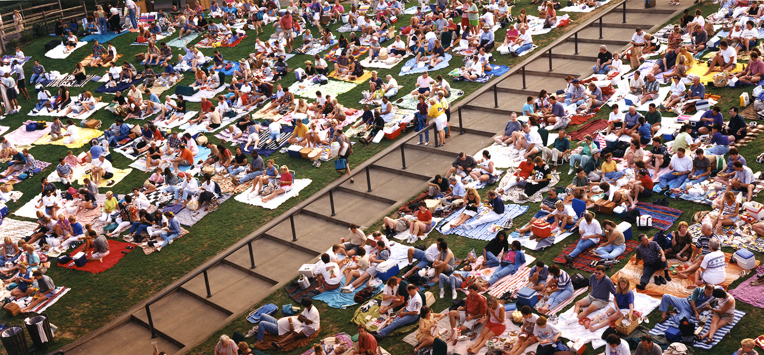 Lawn Life at Wolf Trap