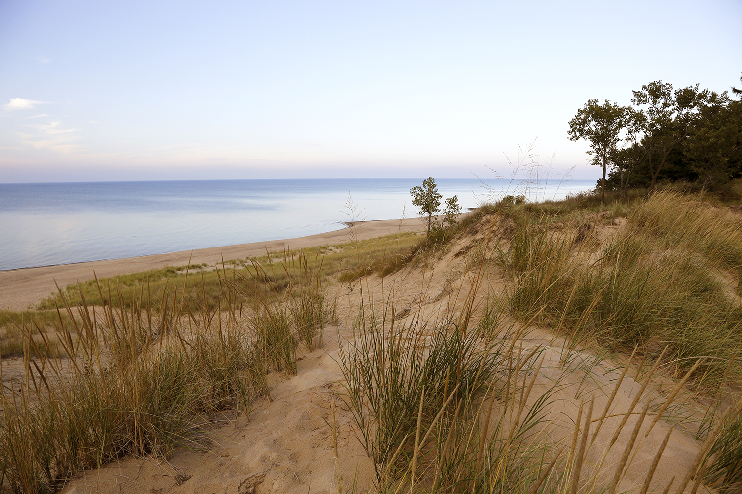 The Dunes in Indiana