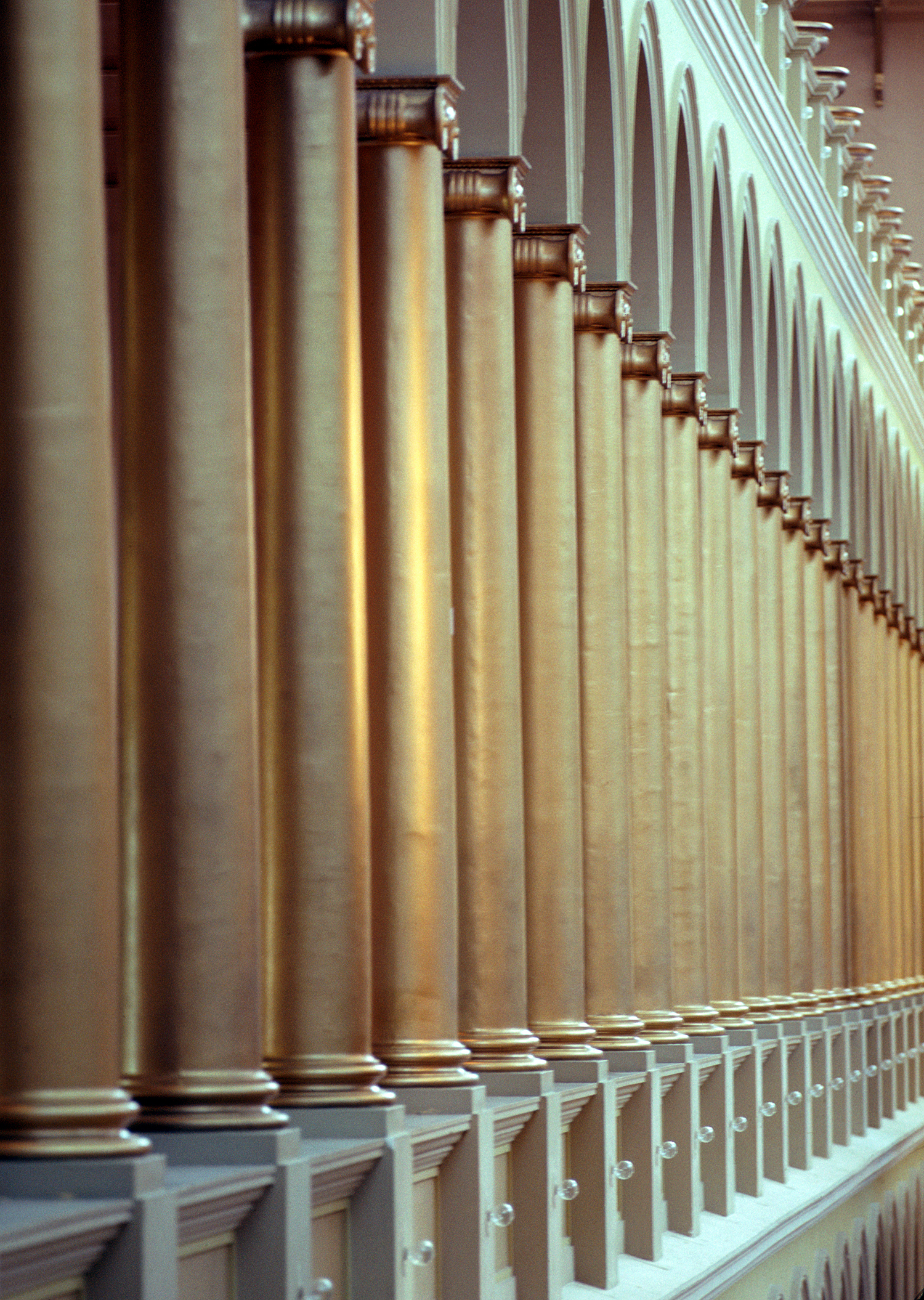 Columns at the National Building Museum