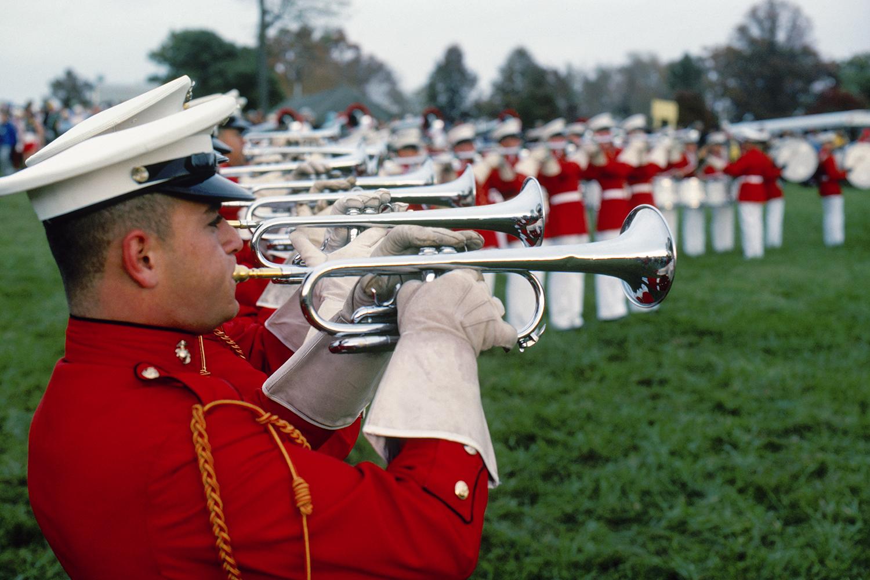 Marine Bugle Corps