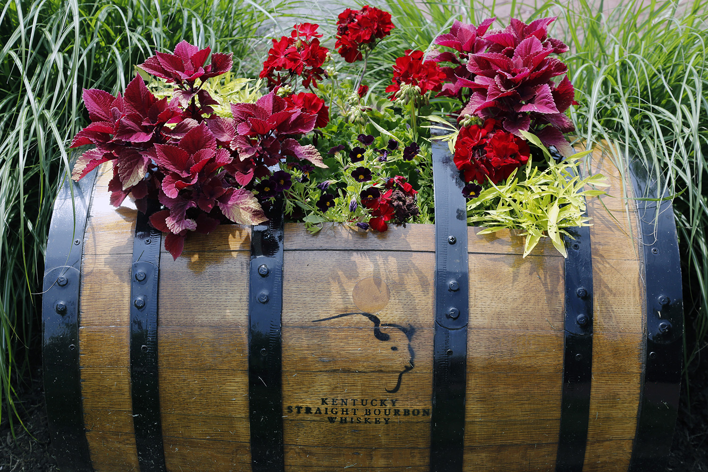 Bourbon Flowers