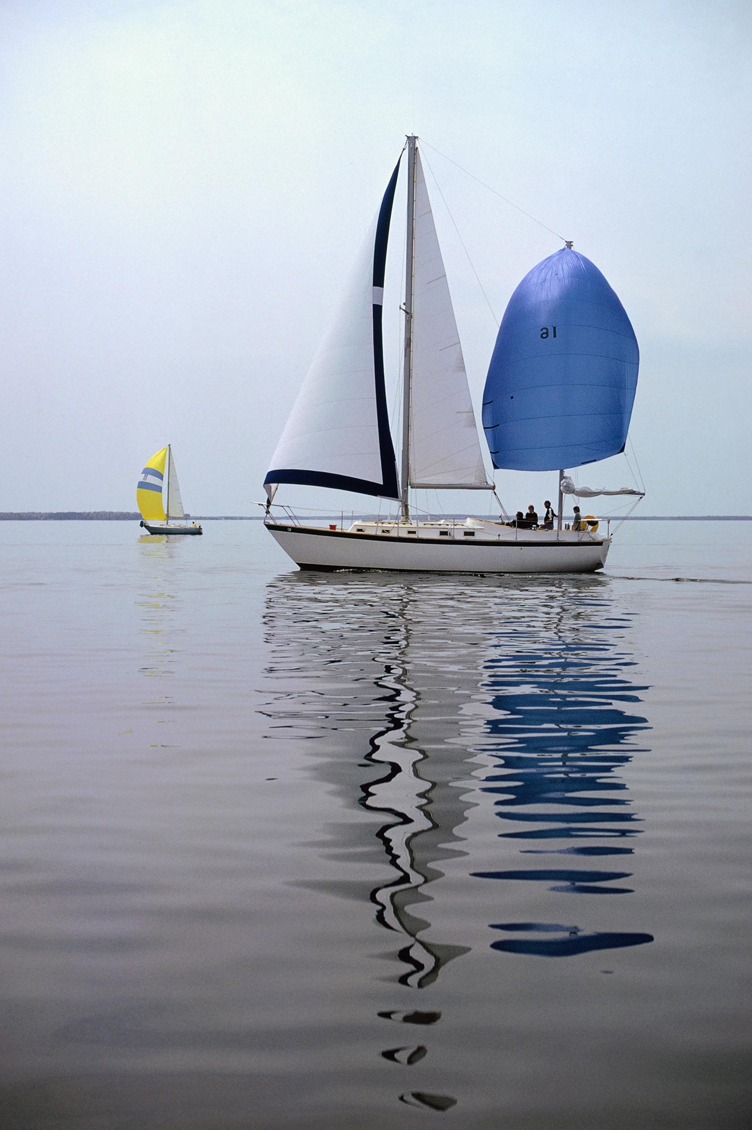 Light Air on the Chesapeake