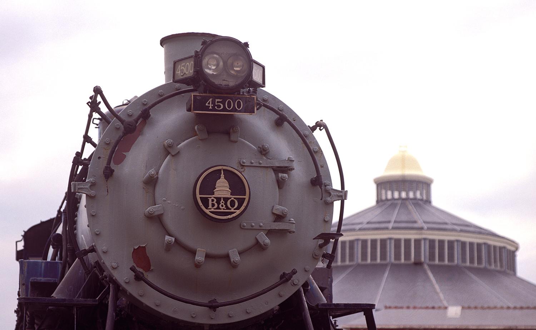 The B&O Railroad Museum