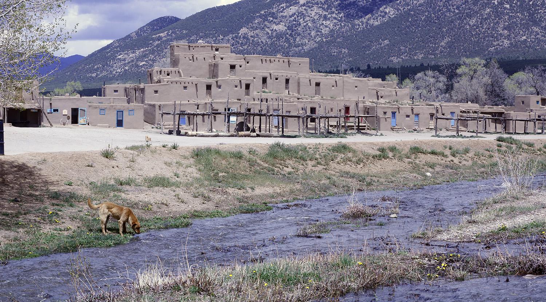 The Pueblo in Taos