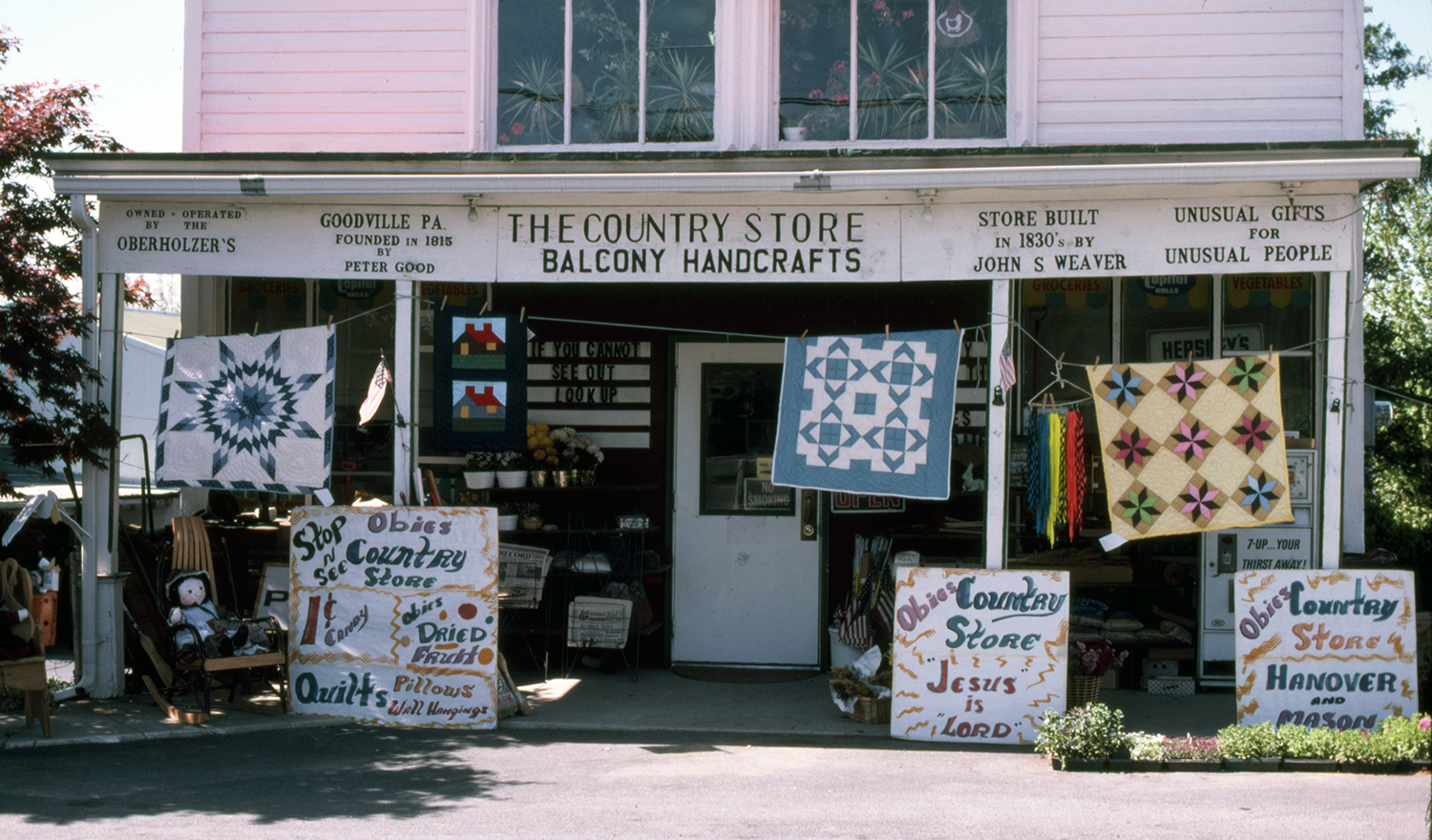 The Goodville Country Store