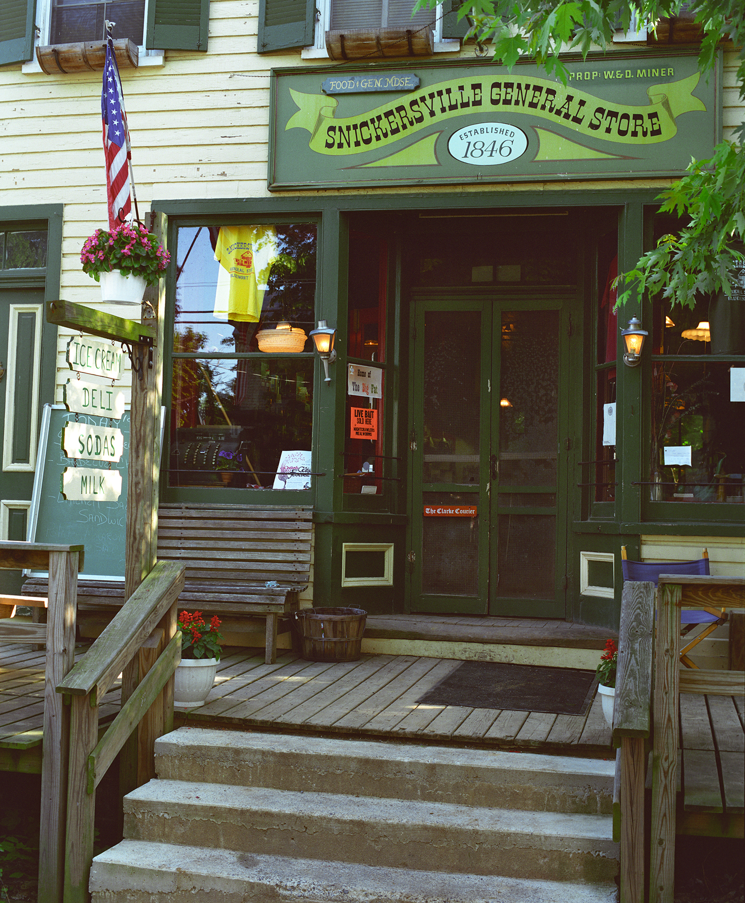 The Snickersville Store