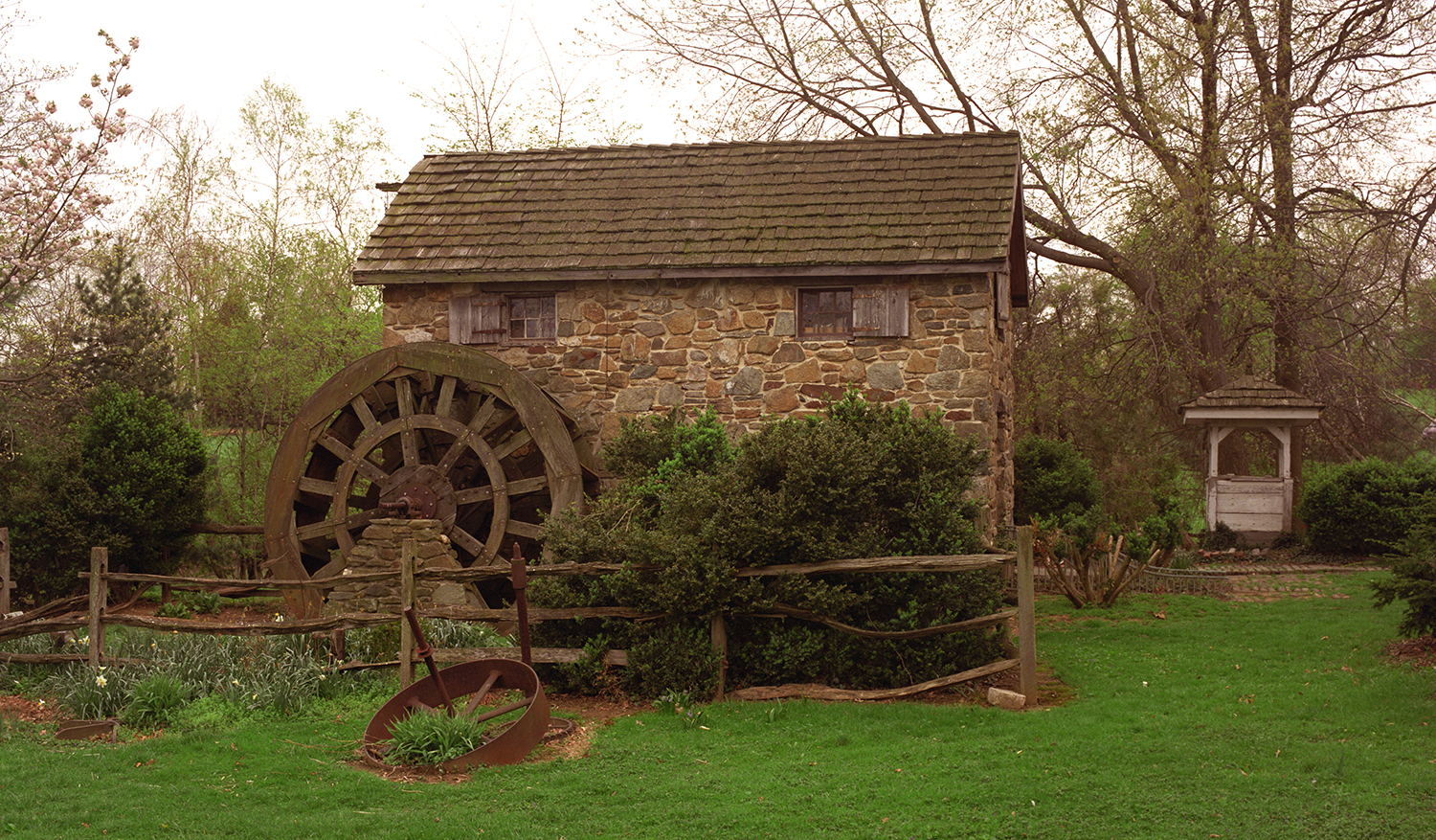 The Mill at Evans Farm