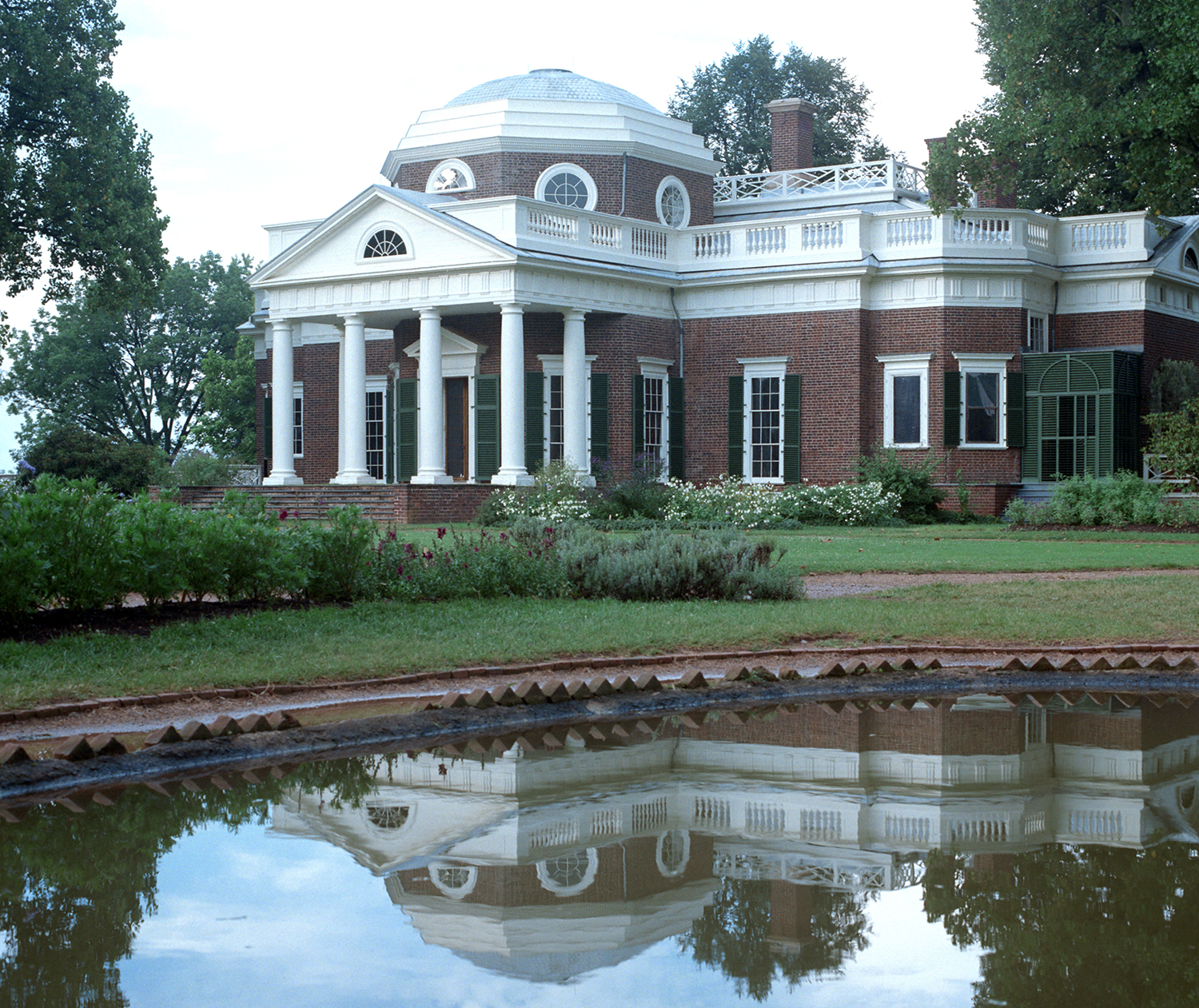 The Holding Pond at Monticello