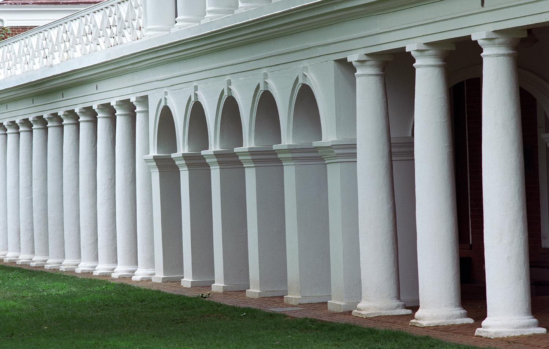 Columns at UVA