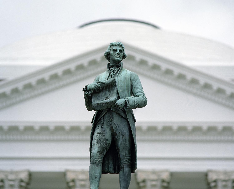 The Architect of UVA