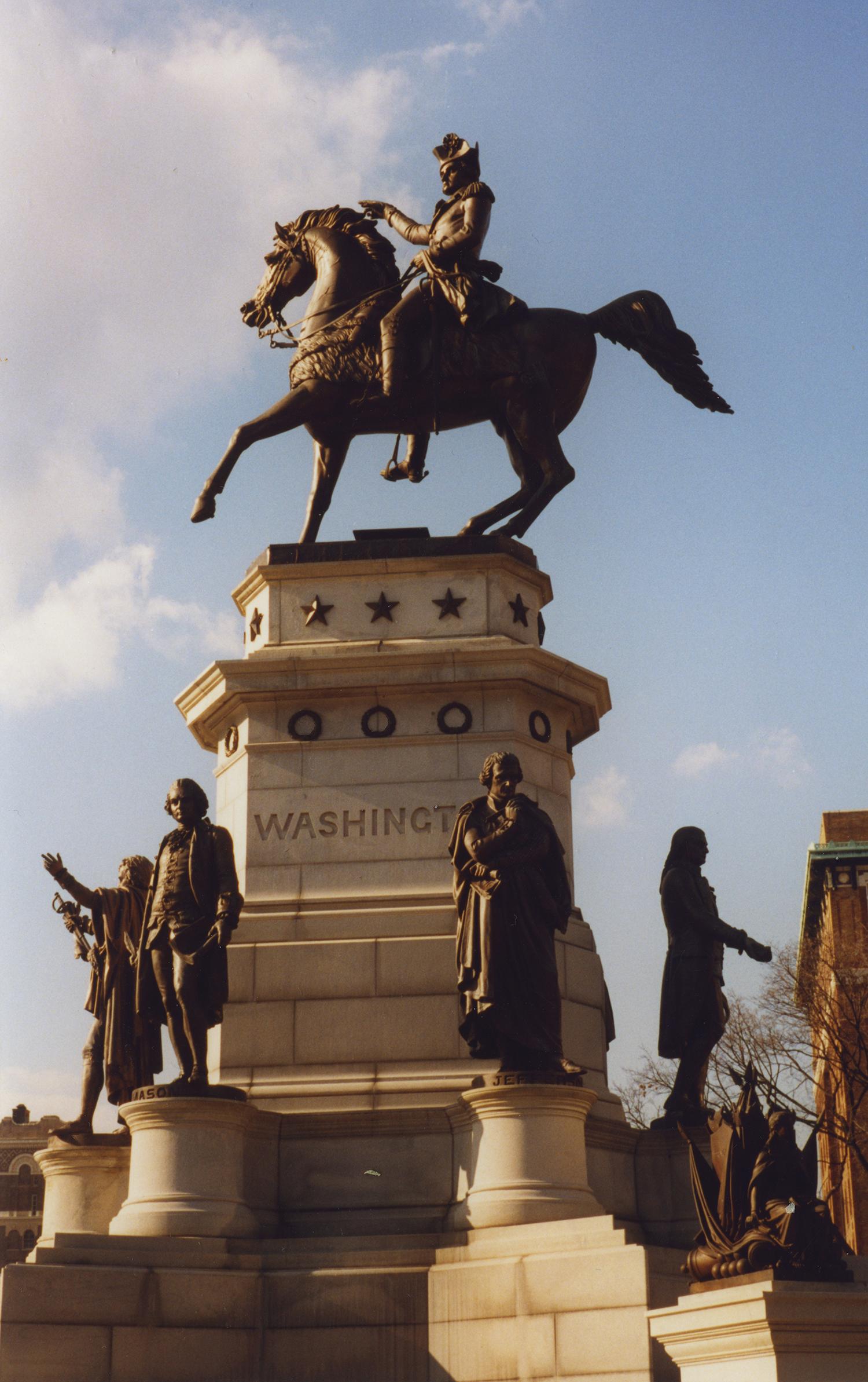 Presidential Statue