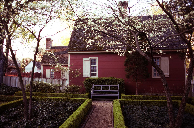 Williamsburg Garden