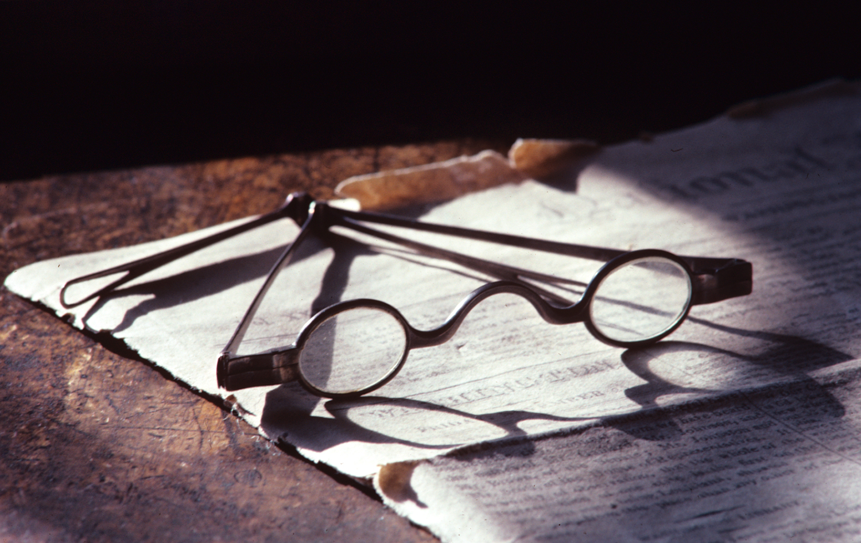 Mr. Jefferson's Glasses