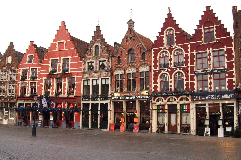 Center City in Bruges