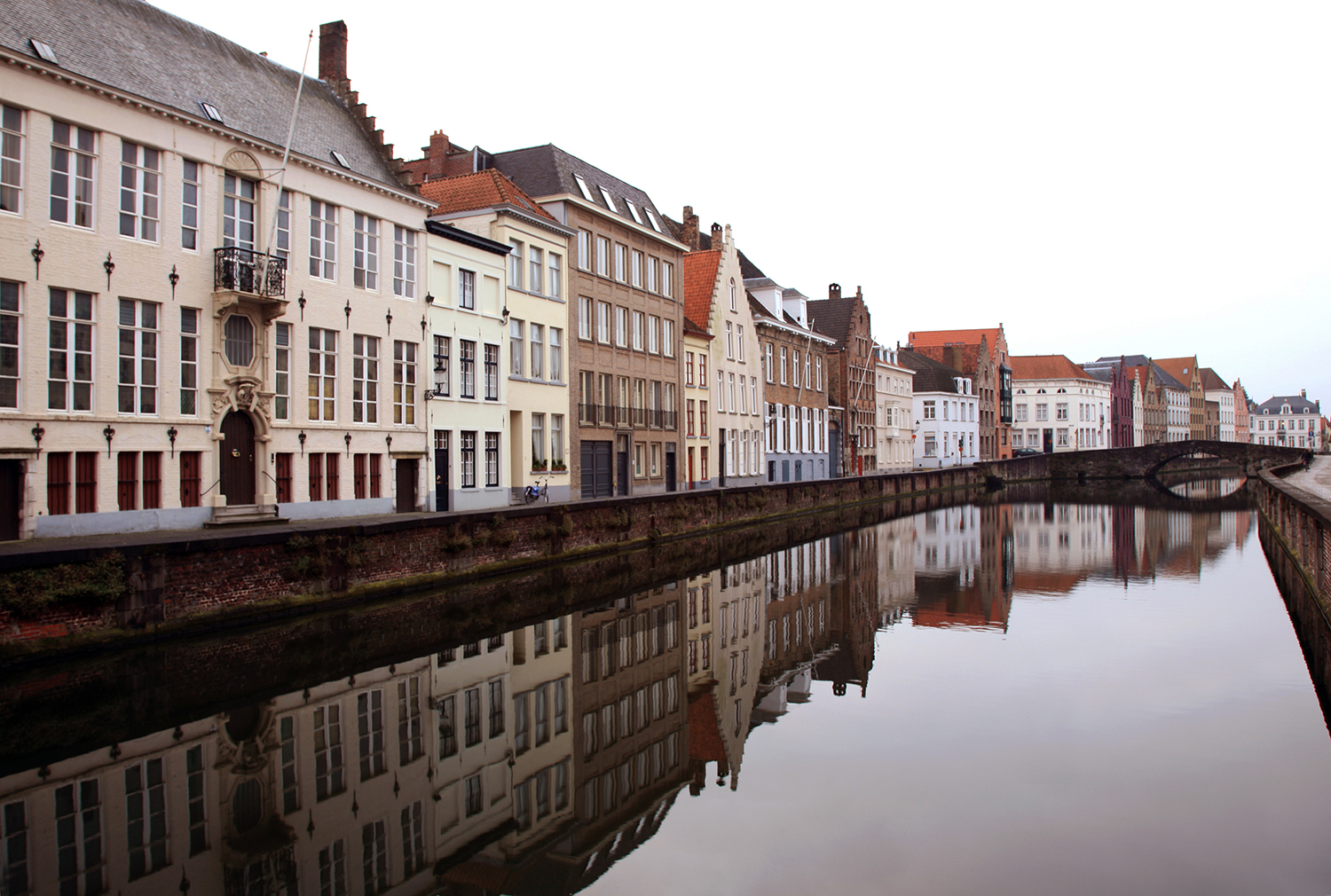Mirrored Canal
