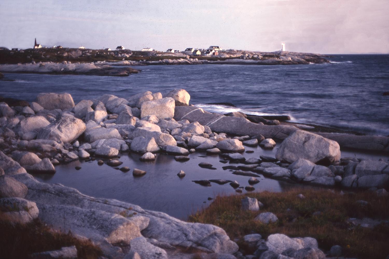 Peggy's Cove Coastline