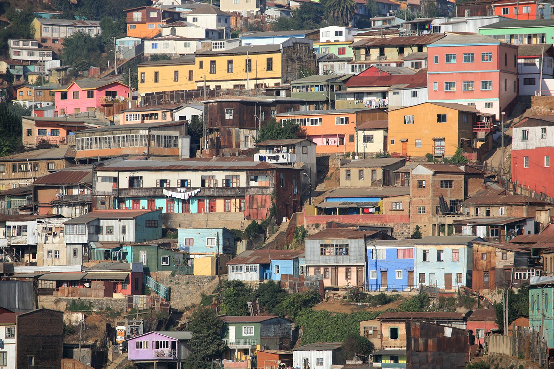 Valparaiso Mosaic