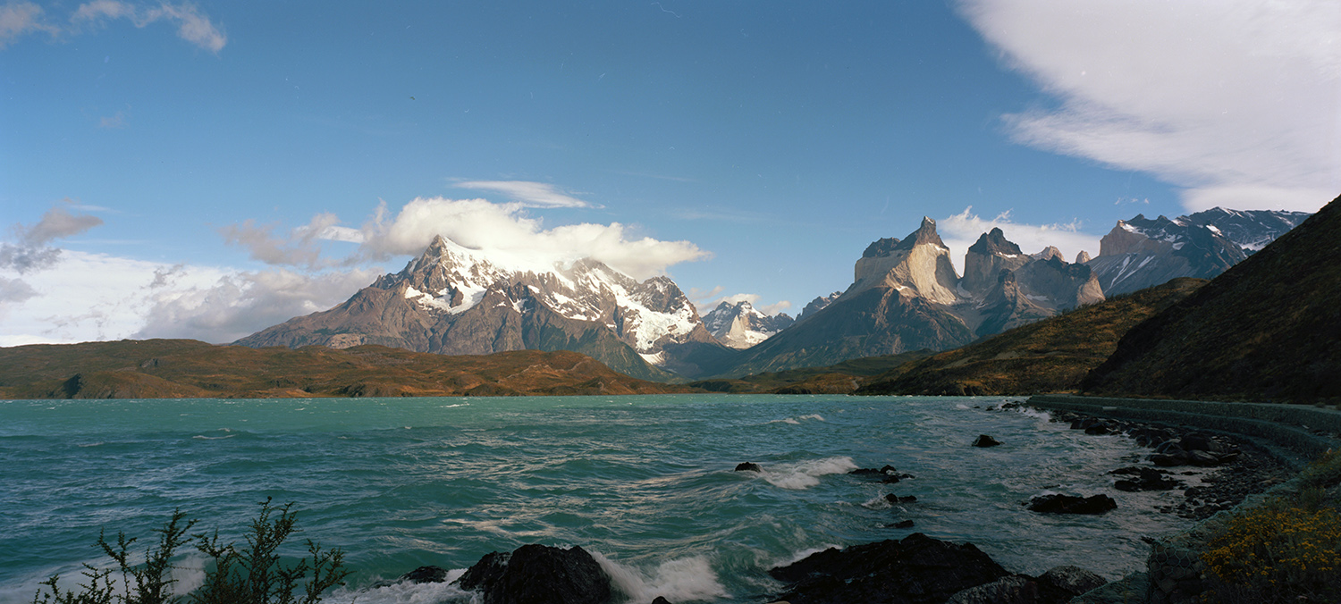 A Good Day at Torres del Paine