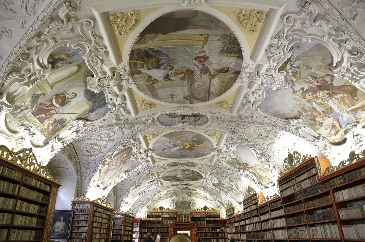 Philosophical Ceiling