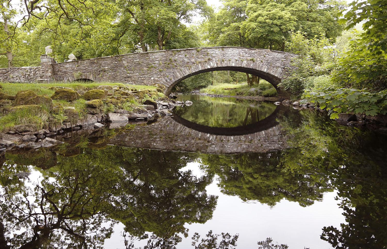 Pelter Bridge in the Lake District