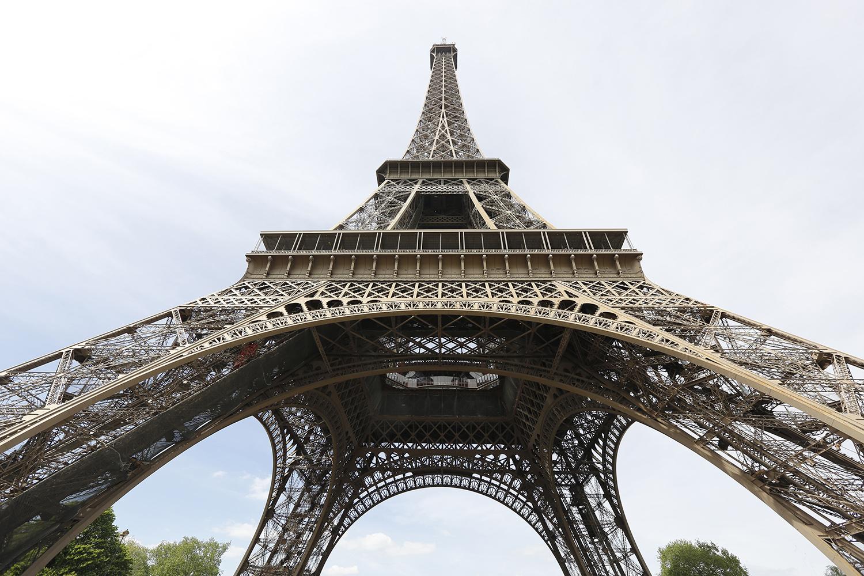 Eiffel's Iron Lady