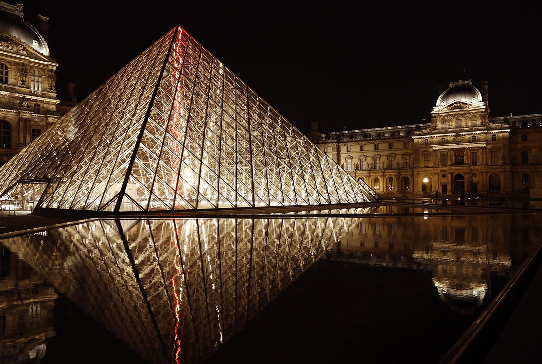 Pei's Pyramide