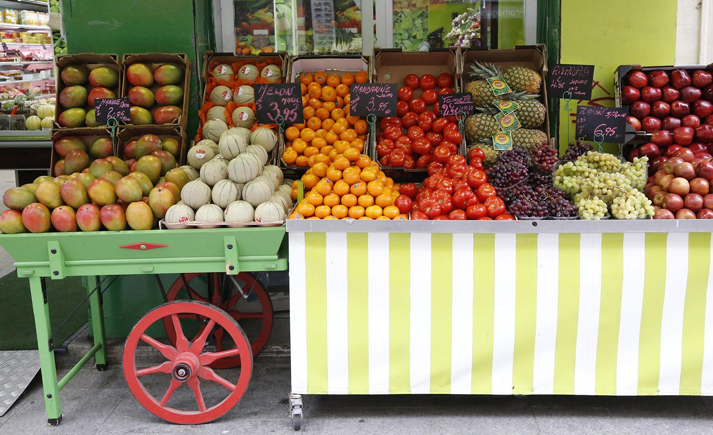 The Produce Wagon
