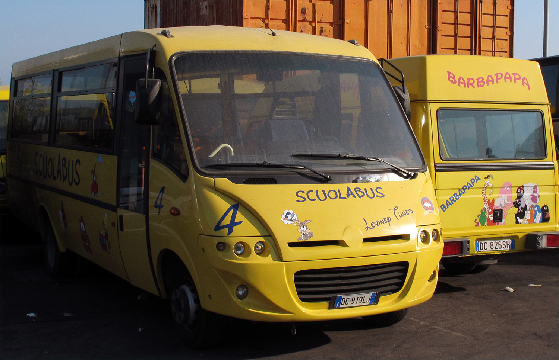 School Buses of Sorrento