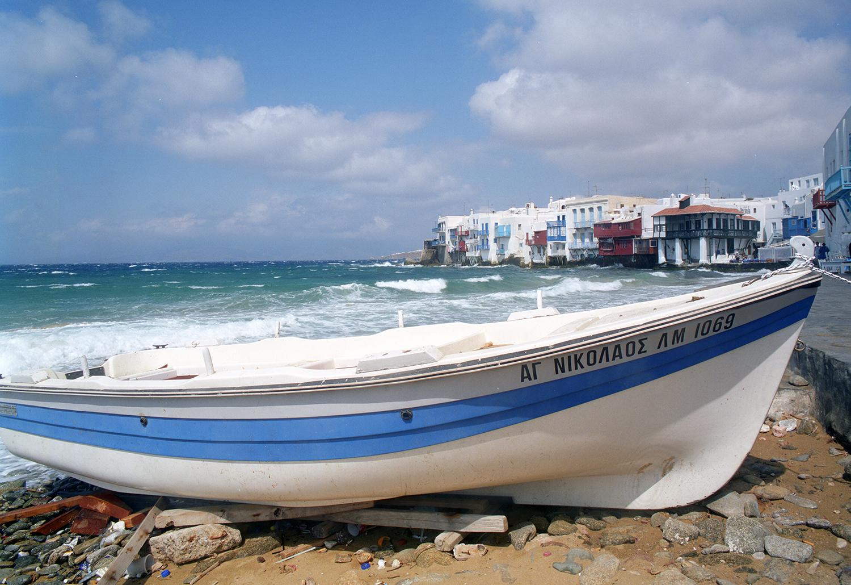 The Mykonos Coast