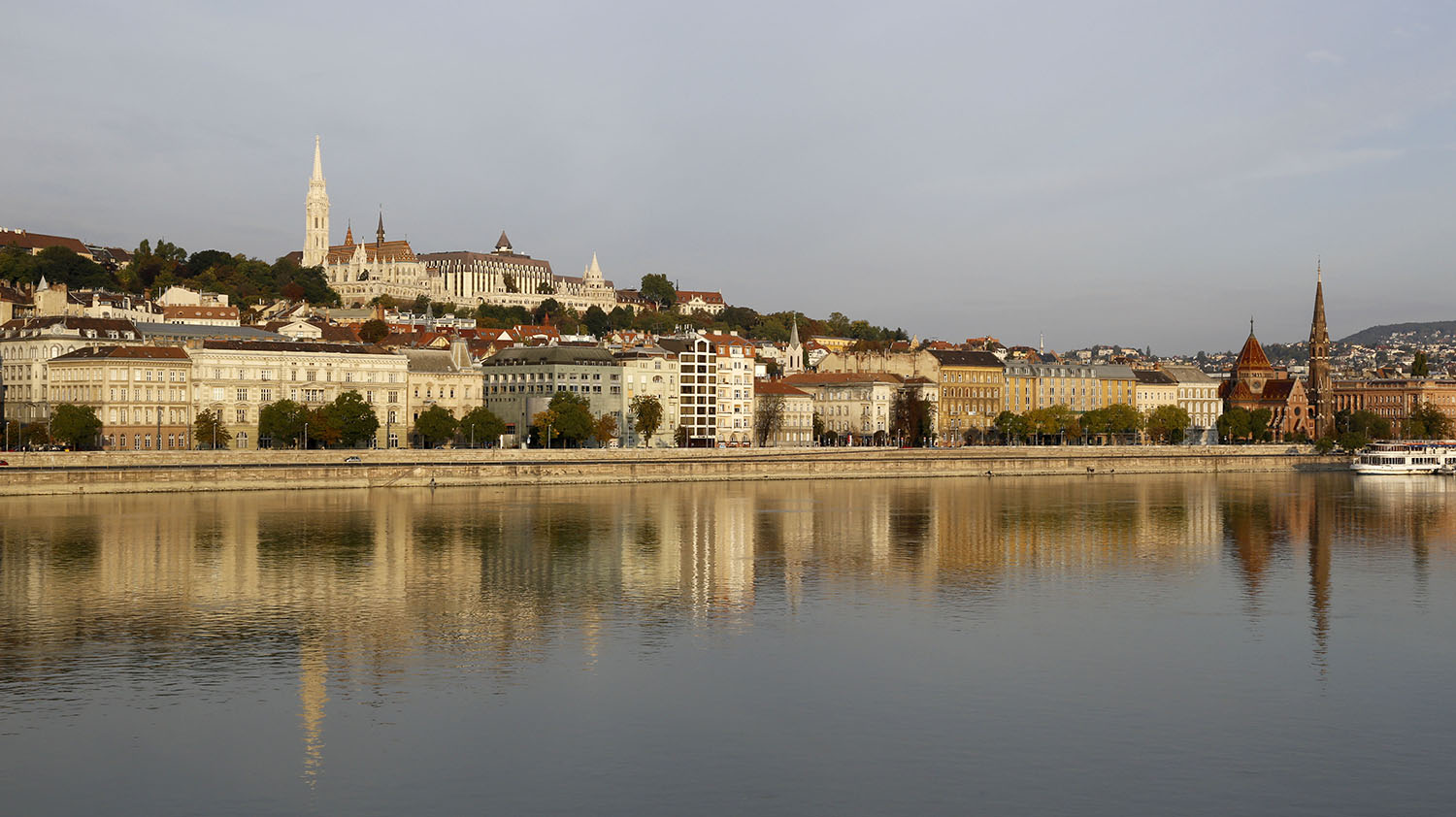 Buda by Day