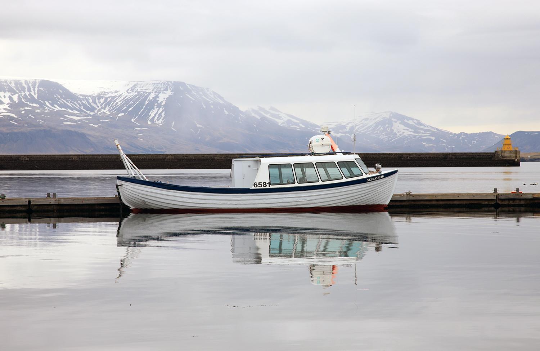 Icelandic Fishing Boat