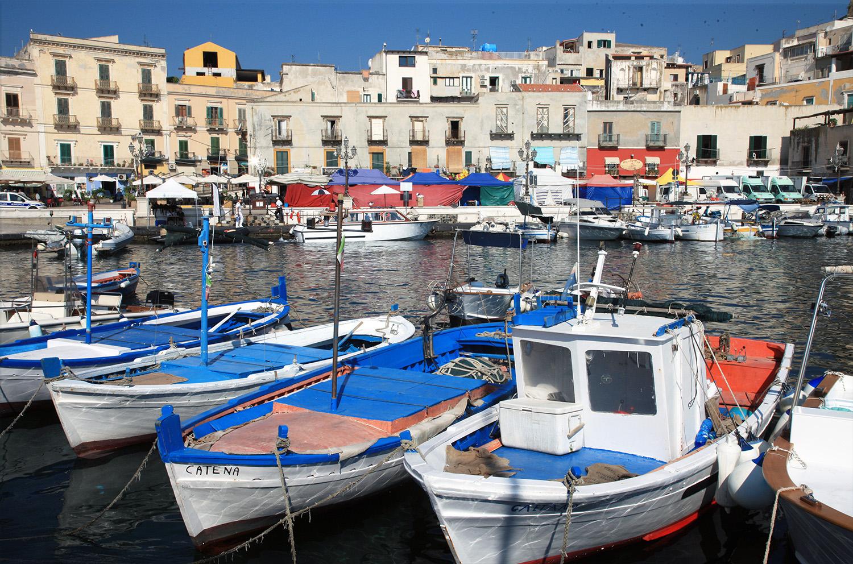 The Harbor in Valletta