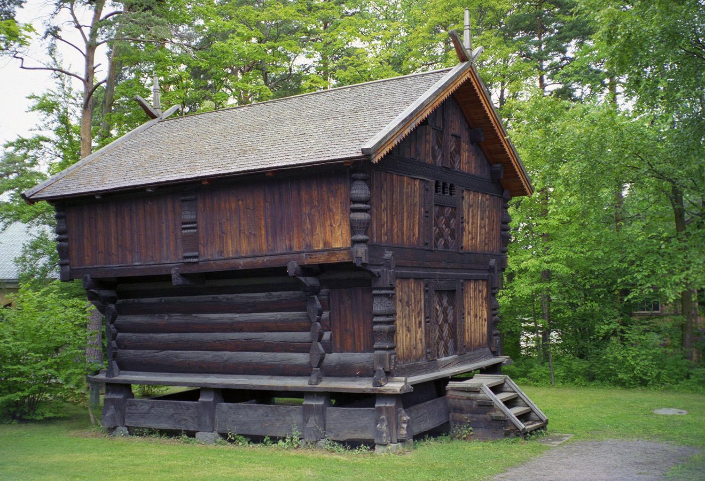Medieval Meetinghouse
