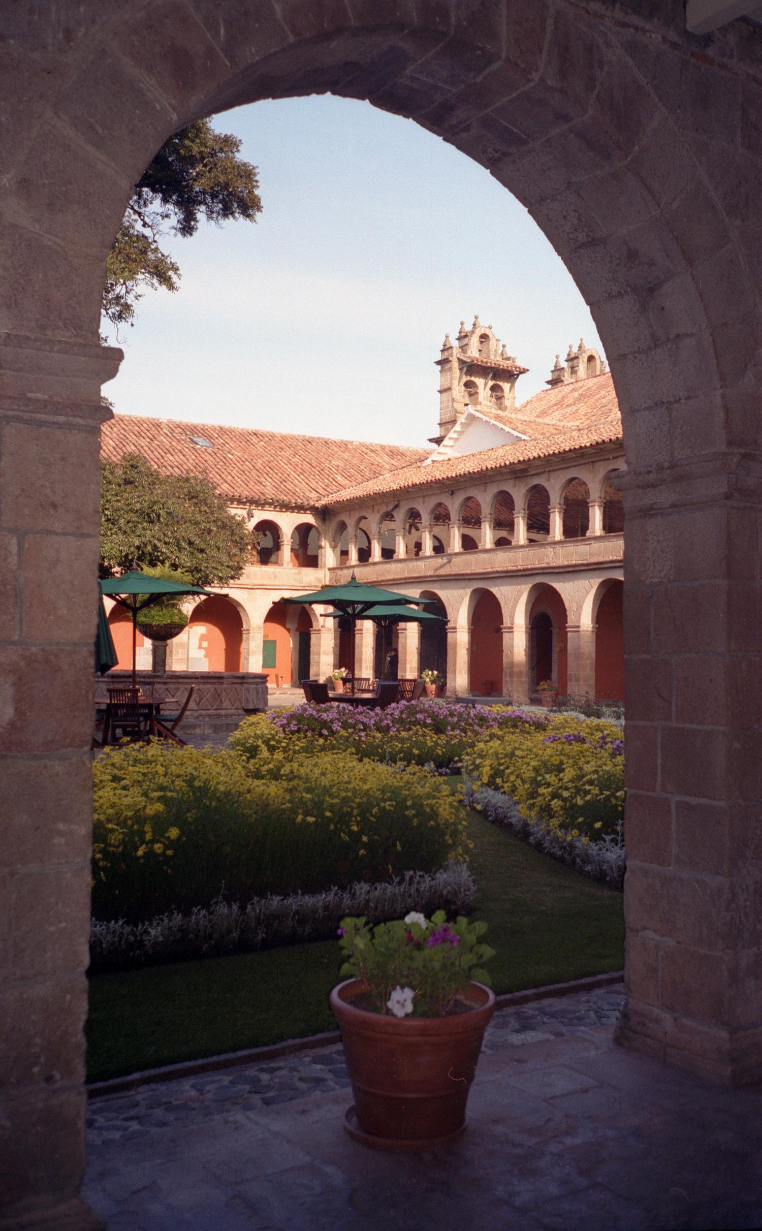 The Hotel Monasterio
