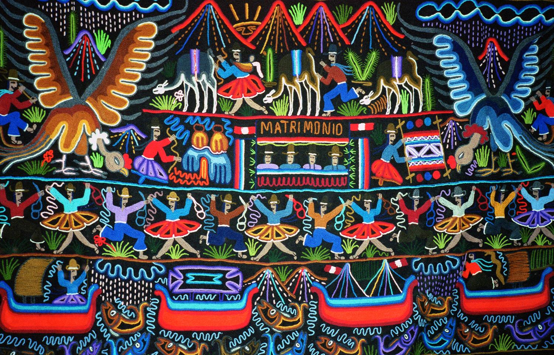 Wedding Tapestry
