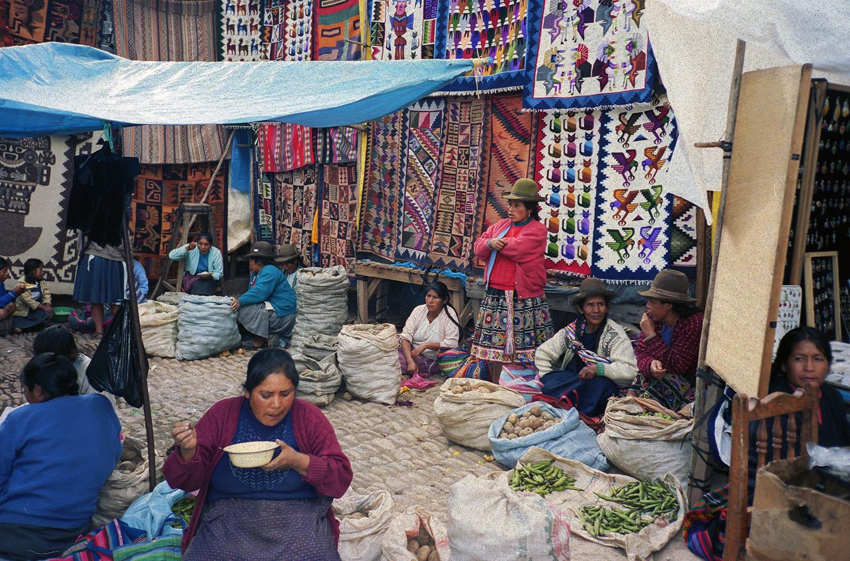 Ladies of the Market