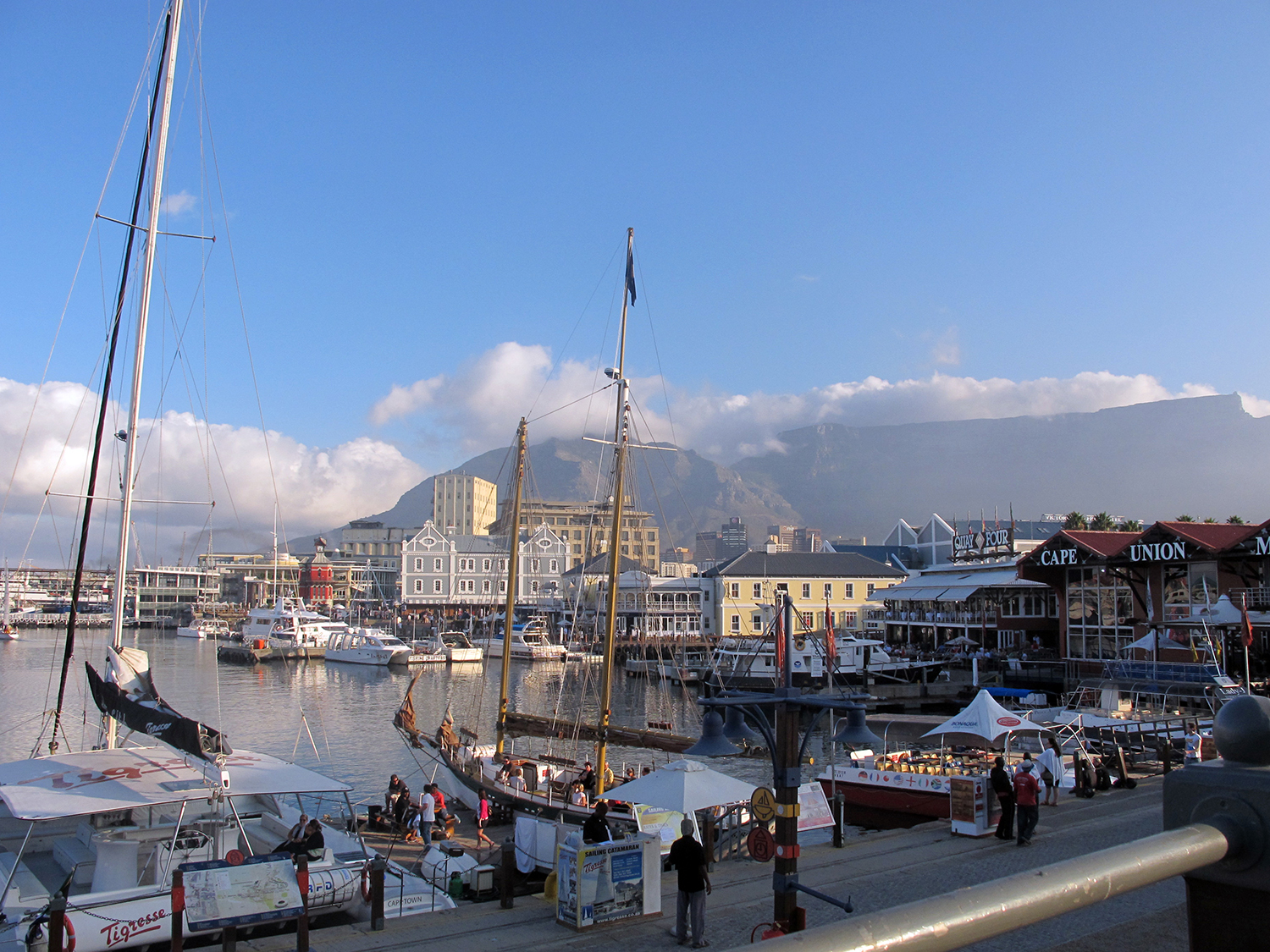 The V & A Waterfront