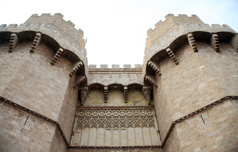 Gate to Valencia