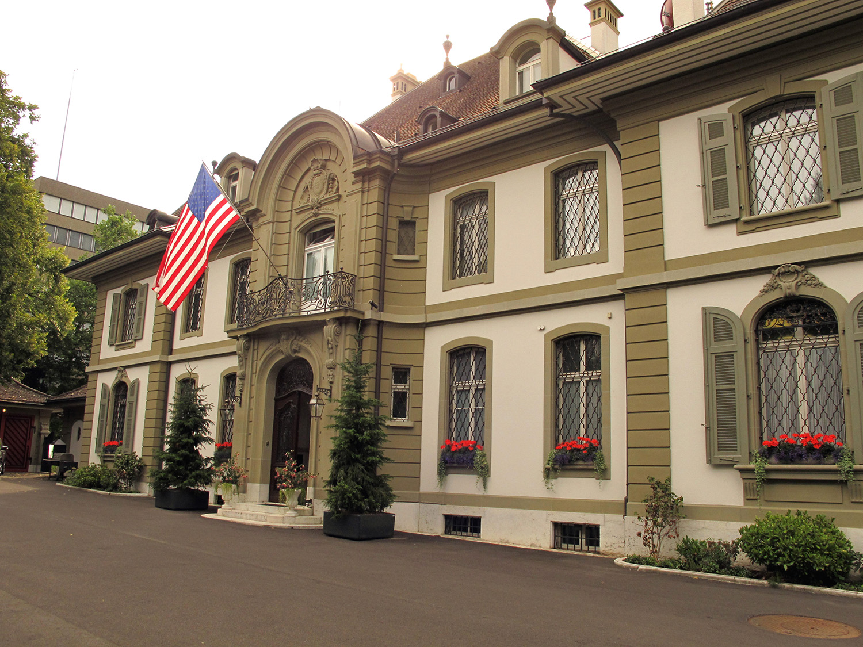 The Ambassador's Residence