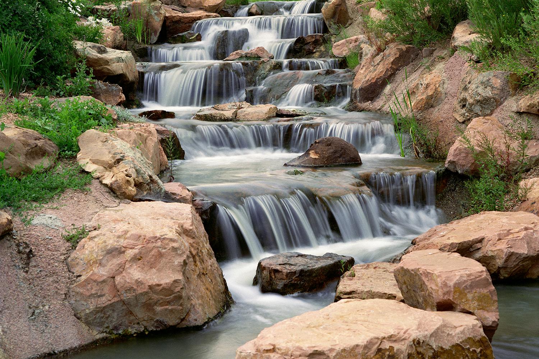 The Waterfall at Rock Creek