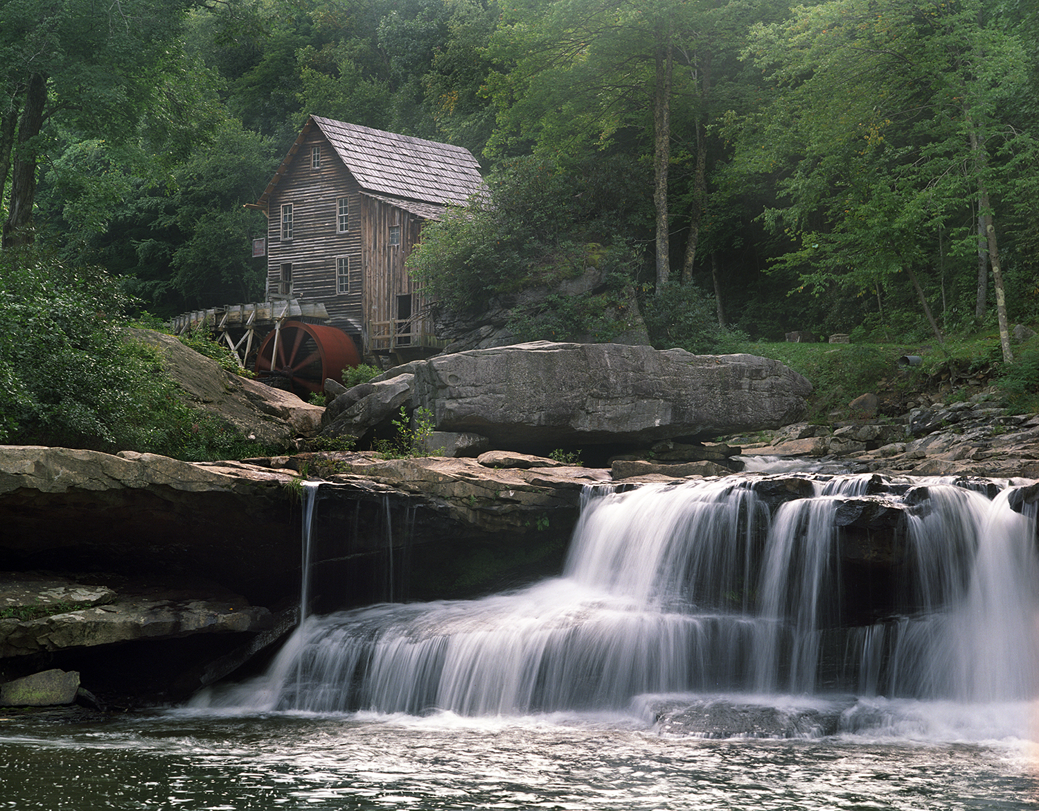The Mill at Glade Creek
