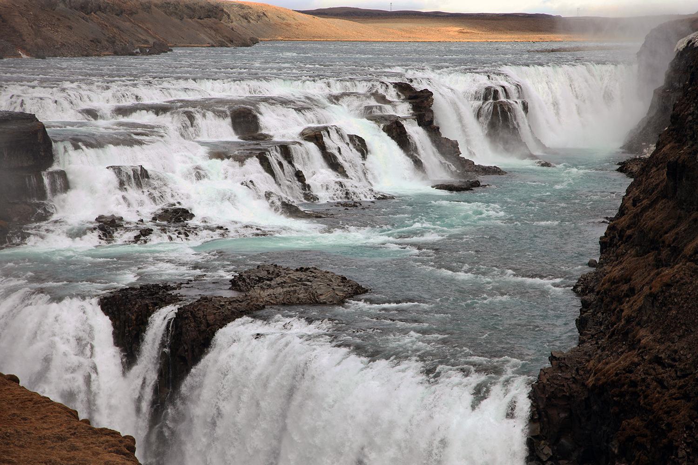 Guilfoss Waterfalls
