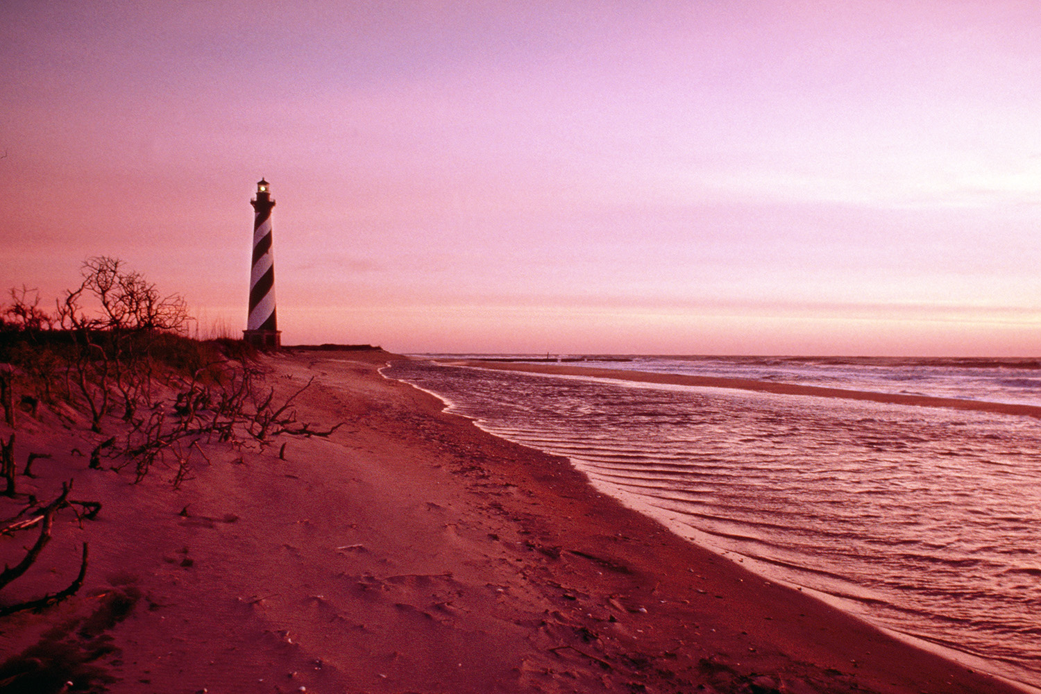 The Hatteras Light