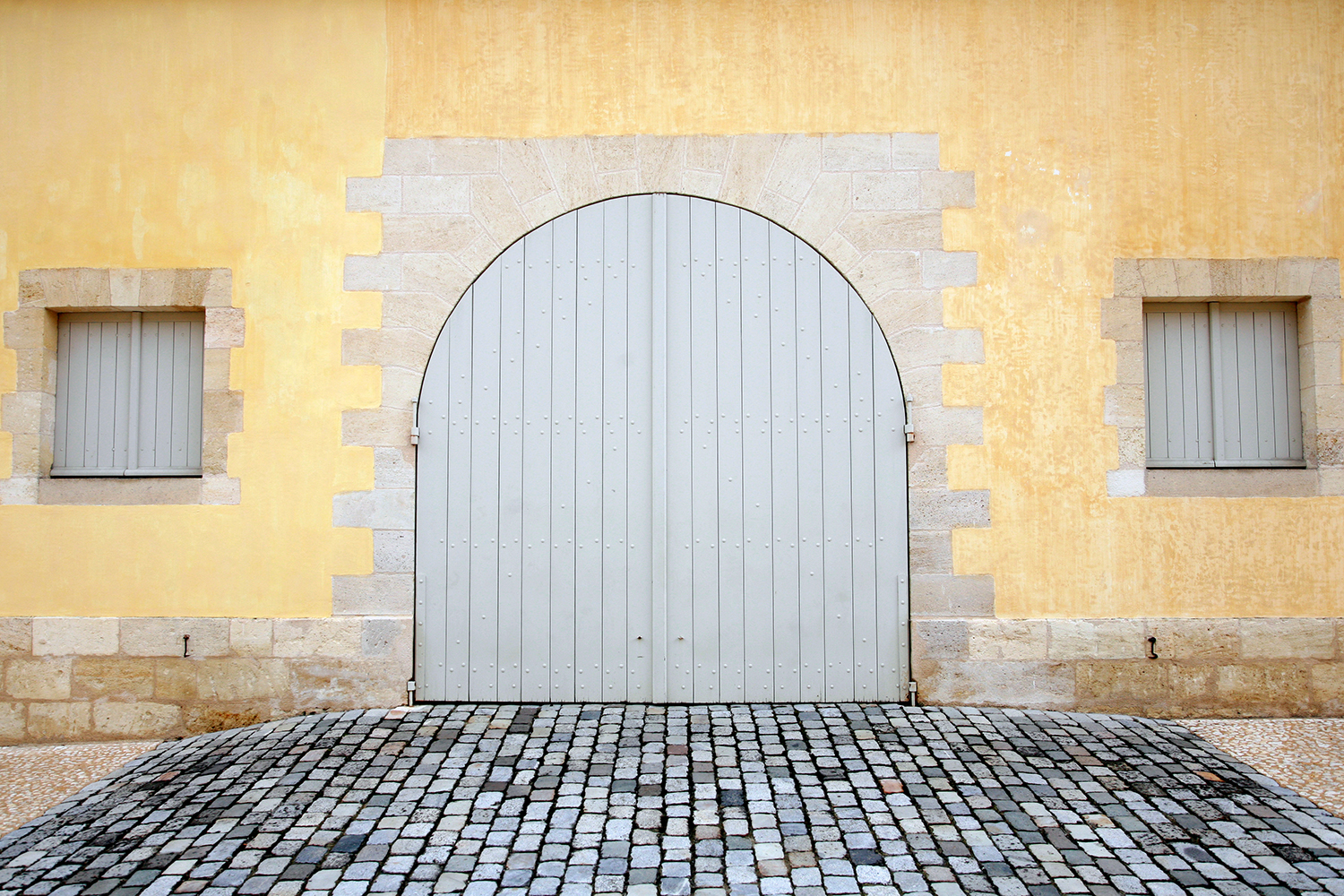 The Doors of Margaux
