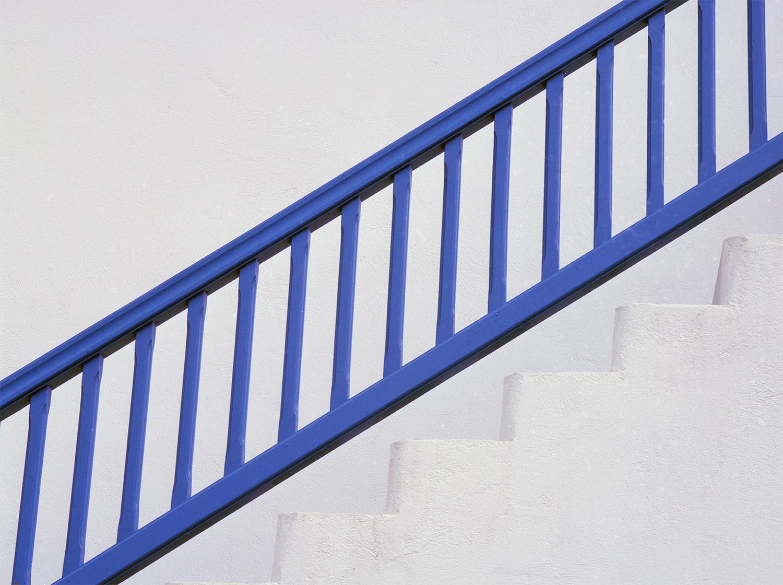 Stairs in Mykonos