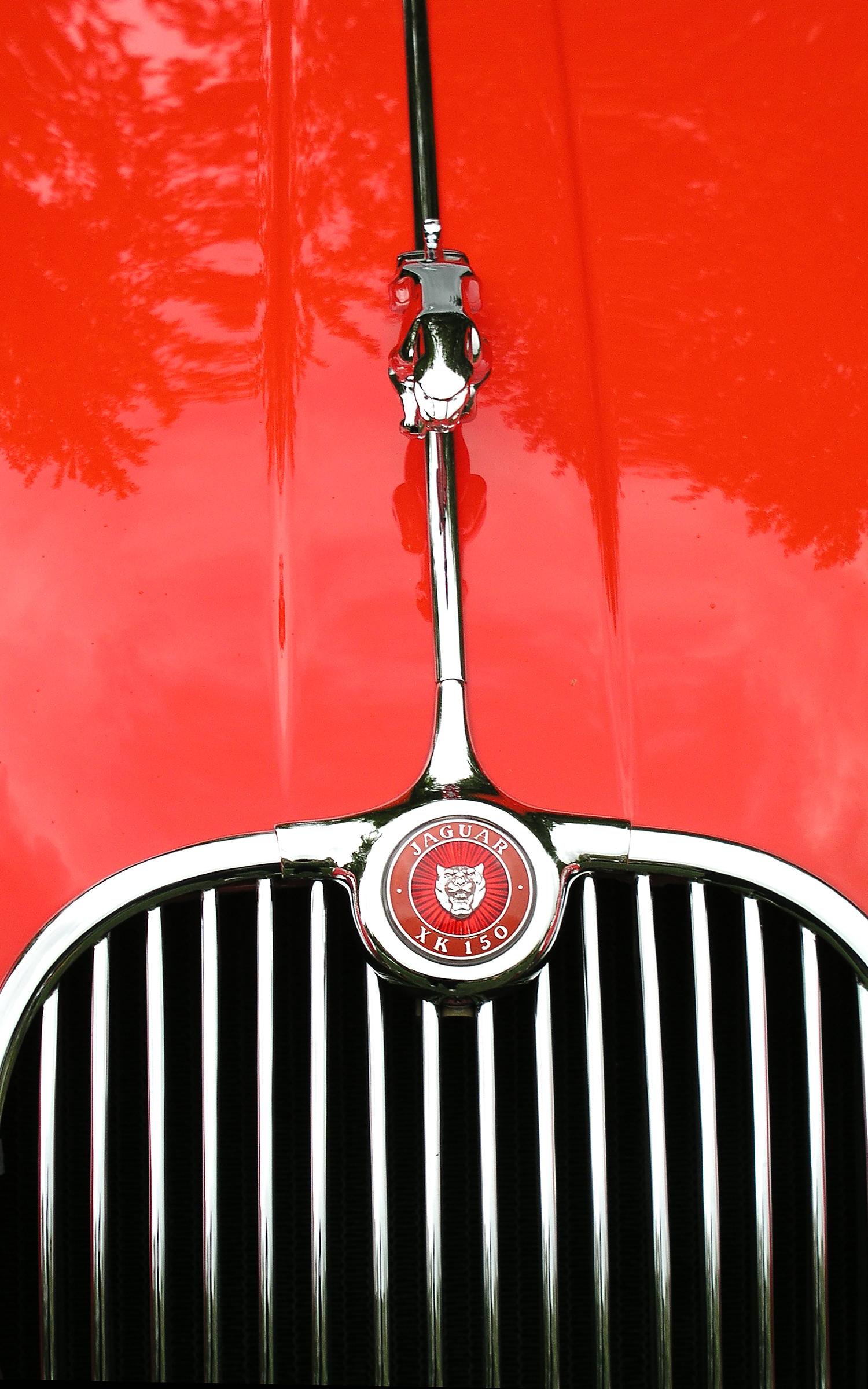 1958 Jaguar MK150