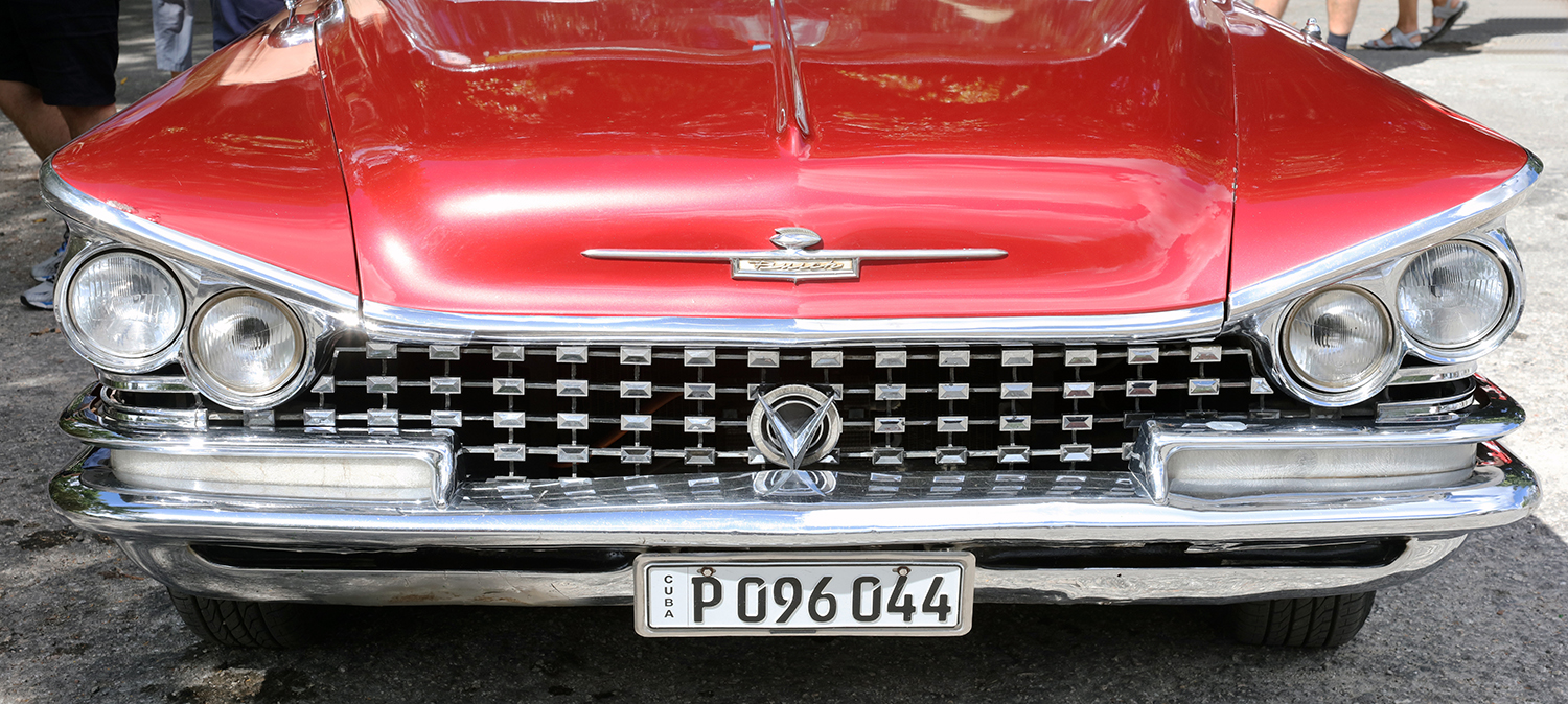 1959 Buick Front Grille
