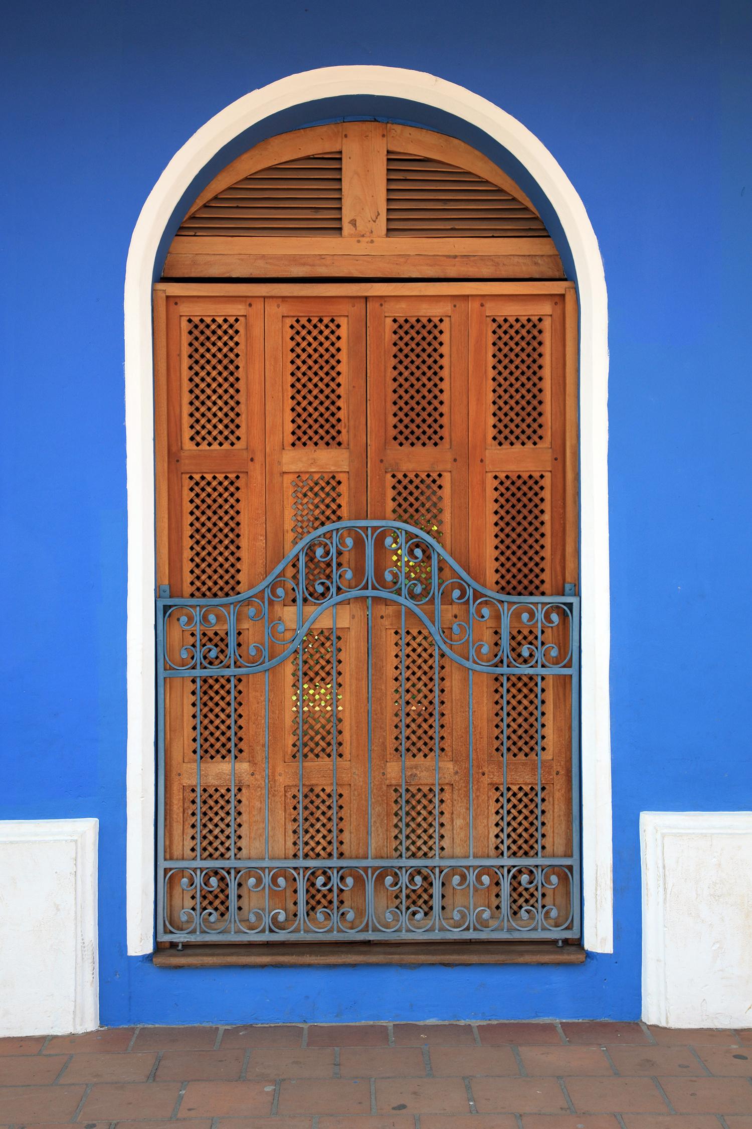 Door in Antigua