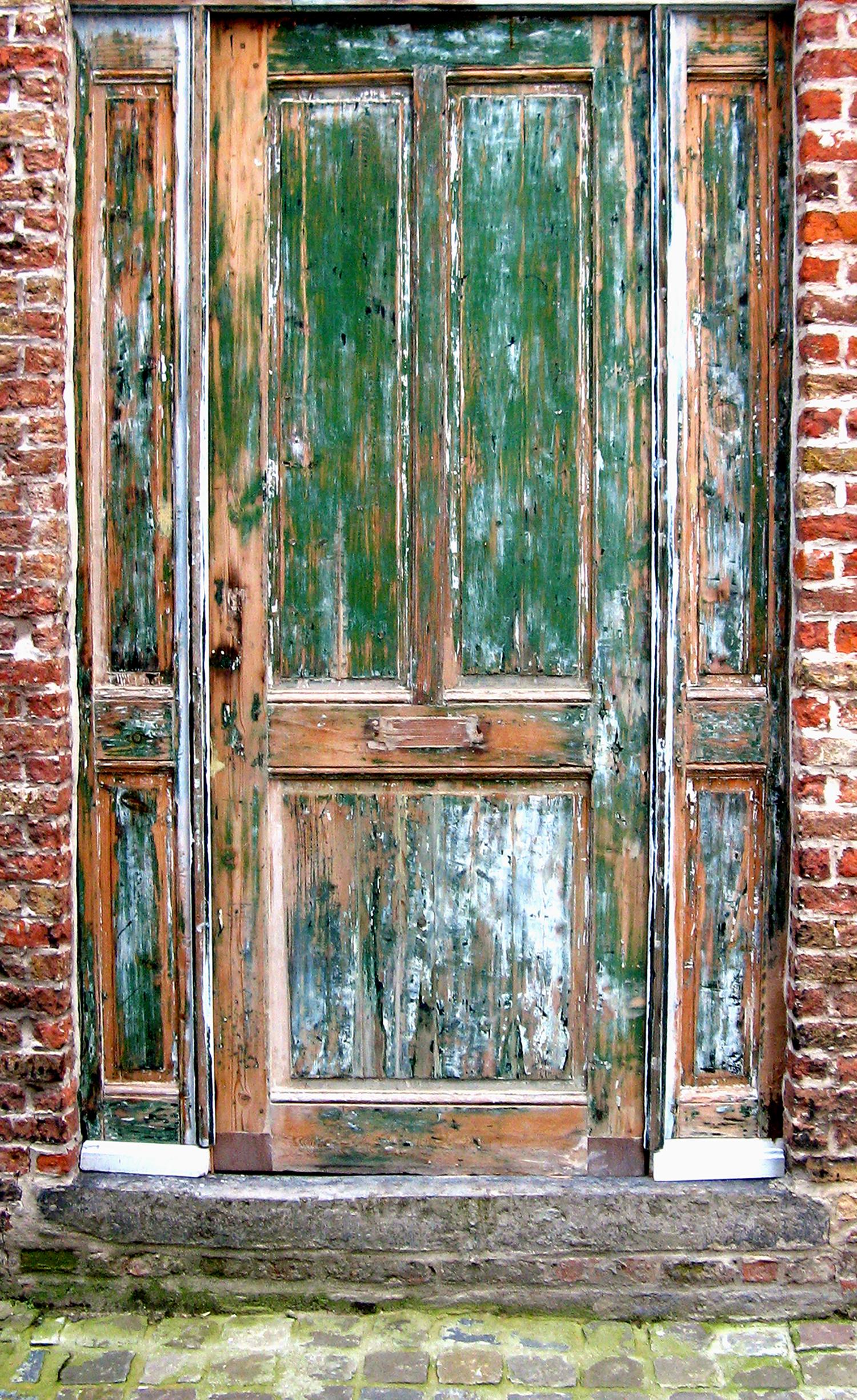 Door in Bruges
