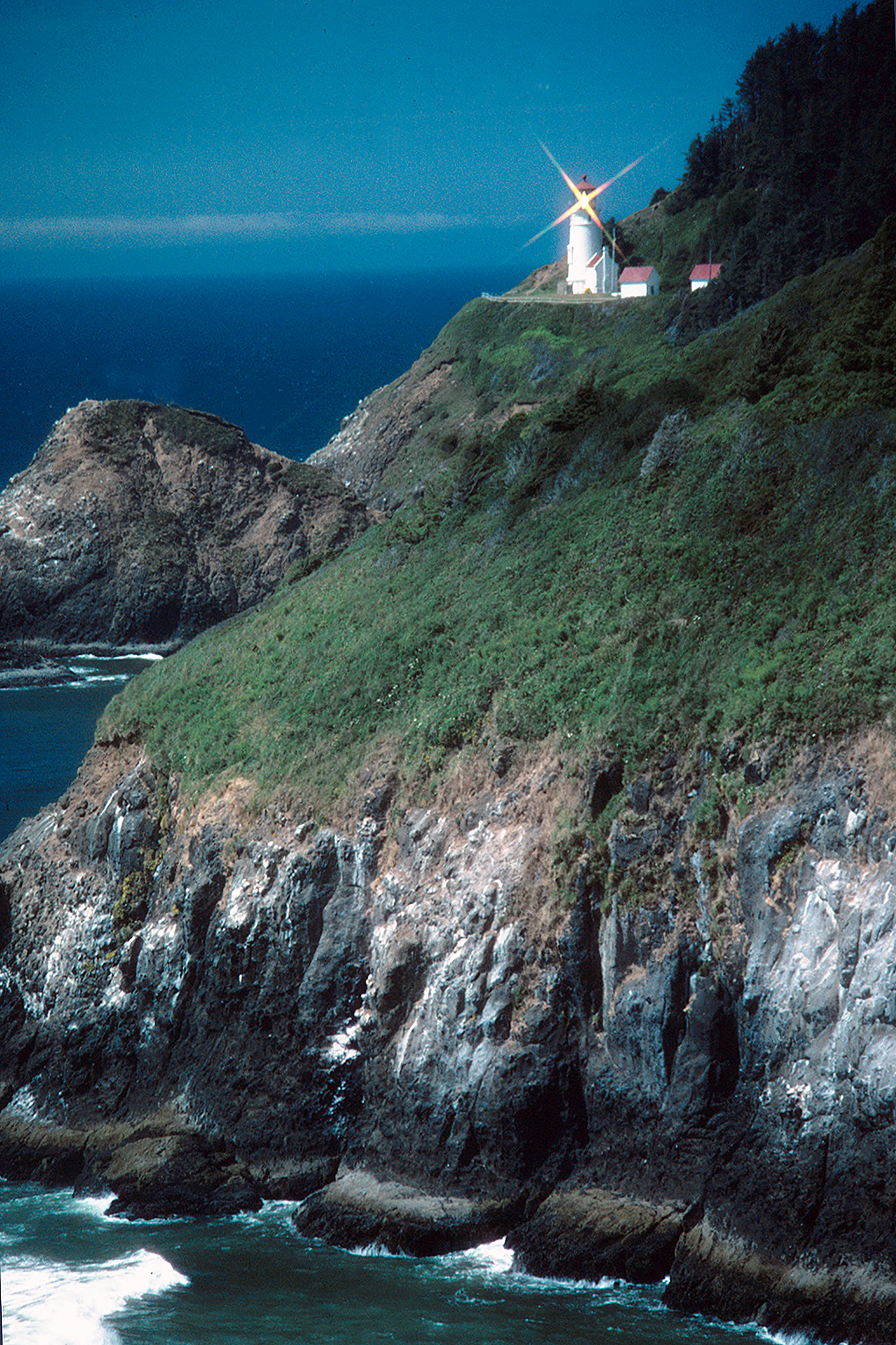The Heceta Head Light